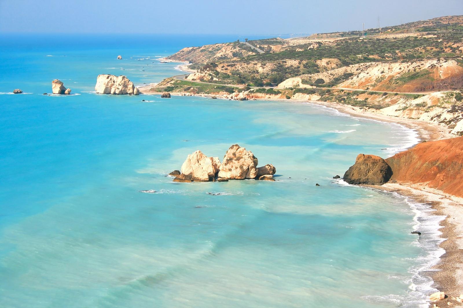 Paphos Beach Hotel Zypern