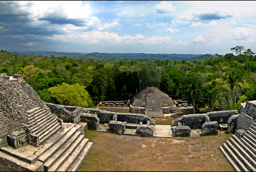 EXPLORE THE ANCIENT MAYAN RUINS IN BELIZE