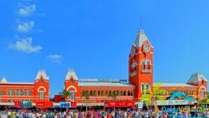 Chennai sightseeing