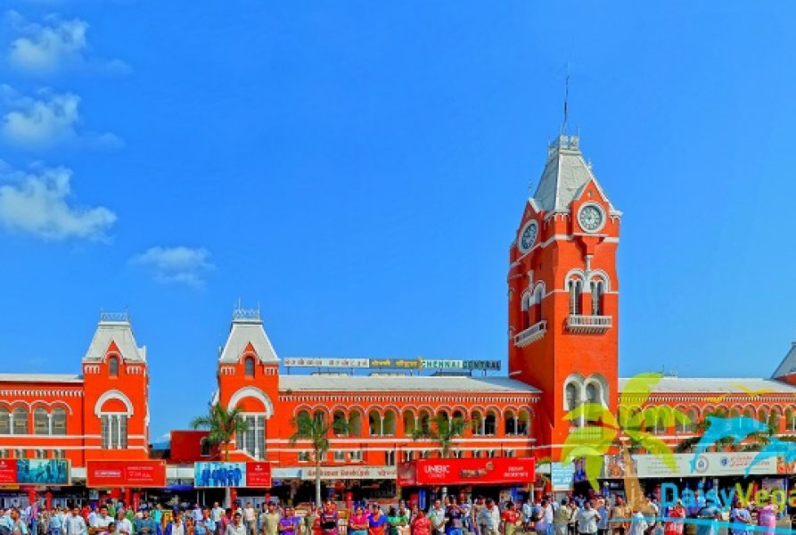 Tourist places in Chennai
