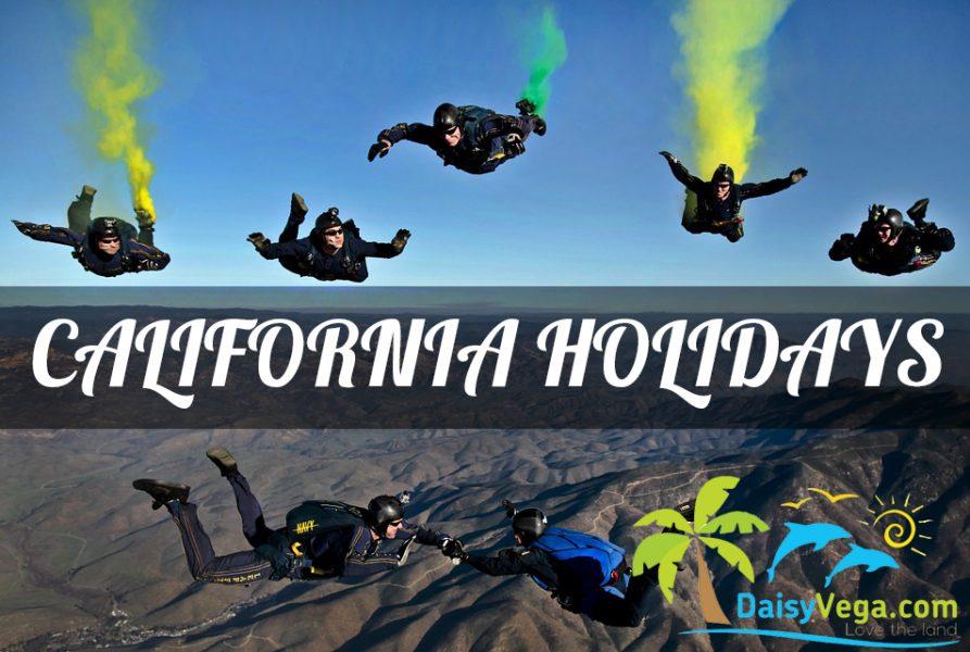 CALIFORNIA HOLIDAYS