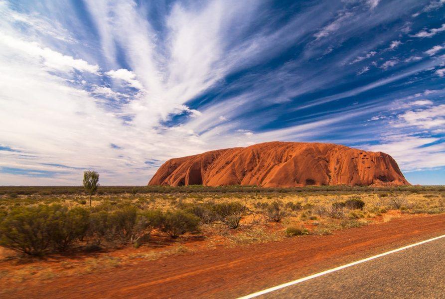 Taking A Visit To Uluru